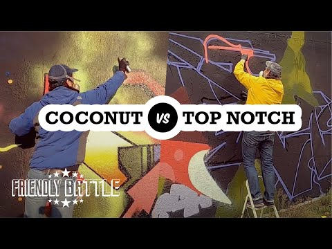 FRIENDLY BATTLE 008 - COCONUT vs TOP NOTCH