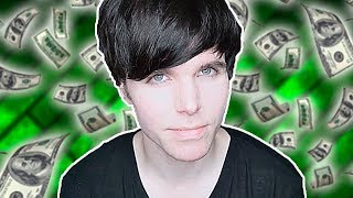 Onision Manipulates Fans To Give Him Money