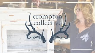 Introducing: NuWallpaper x Crompton Collective