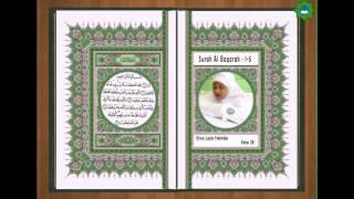 Bacaan Anak Surat Al Baqarah ayat 1-5