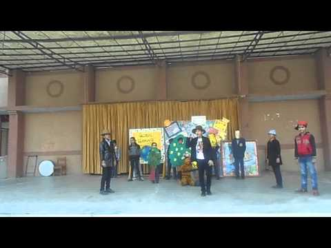 Skit by students of RSA on Endangered Animals
