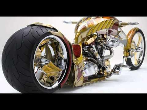 Самые дорогие мотоциклы на заказ/ Most Expensive Custom Motorcycles