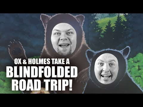 Surprise Road Trip to Yellowstone's Bear World