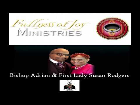 Community Conversations March 28, 2017 with Bishop Adrian and Co-Pastor Susan Rodgers