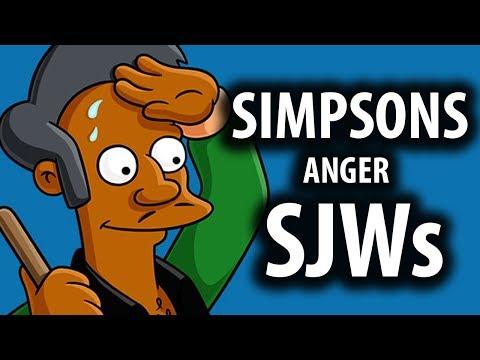 সিম্পসনস রাগ SJWs ওভার অপু বিতর্ক রেসপন্স thumbnail