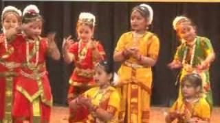 Pag Padam Sangeet Geet- Tara Shastri  Dance Academy
