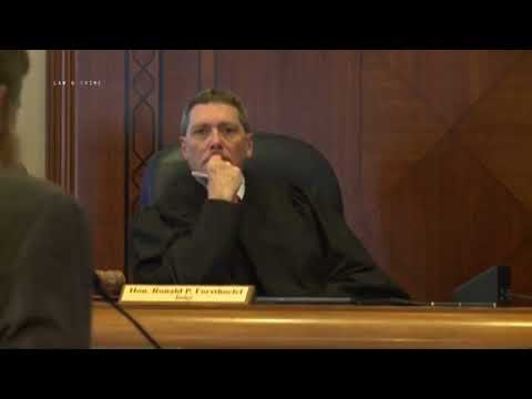 Shawn Grate Trial Day 4 Part 2 Victim Jane Doe Testifies 04/26/18