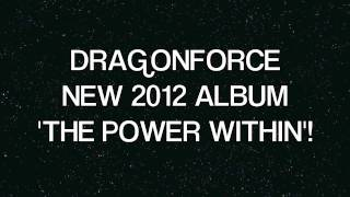Dragonforce - The Power Within - New 2012 Album - Tracklistings! - Album Cover!