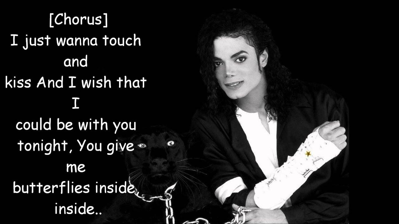 Butterflies (Michael Jackson song) - Wikipedia