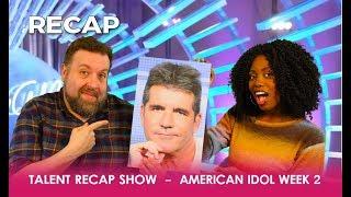 American Idol Week 2 Recap: Katy Perry Is NO Simon Cowell!