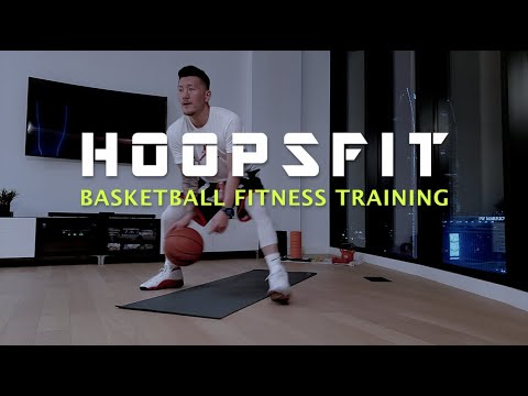 Home Basketball Fitness Training // 20 Minutes // HIIT // Complete workout