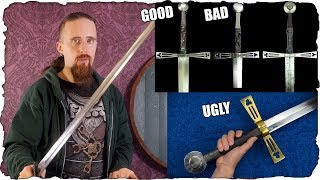 Dont Waste Your Money!   How To Avoid Bad Swords