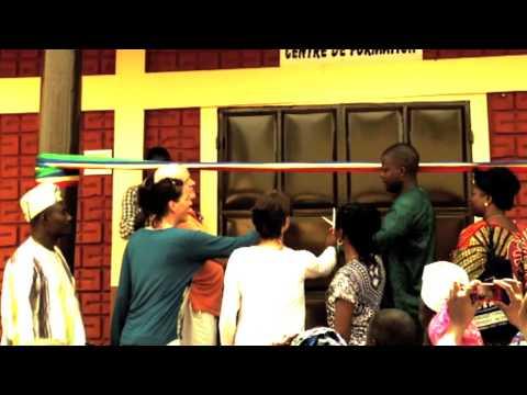 Filmpje Erik Heringa - Investeerdersreis Benin 2013