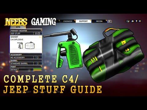 C4 Guide Battlefield 4