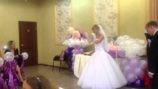 Украинская свадьба, первый танец молодых