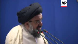 KHATAMI; WEST SHOULD RECOGNISE IRAN'S NUCLEAR RIGHTS AND STOP THREATS