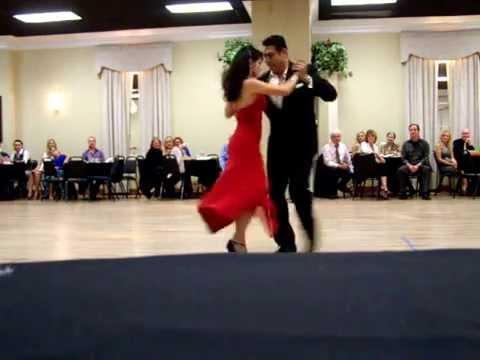 Rick & Sarah Pinedo's - Tango Salsa fusion