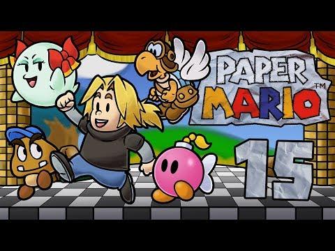 Let's Play Paper Mario [German][#15] -