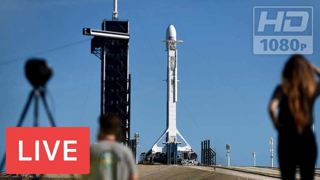 WATCH LIVE: SpaceX to Launch Starlink-7 Falcon 9 #BoosterLanding #60BroadbandSattelites  @03:30 EDT