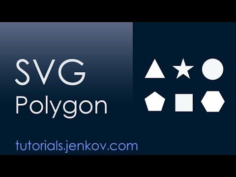 SVG - polygon