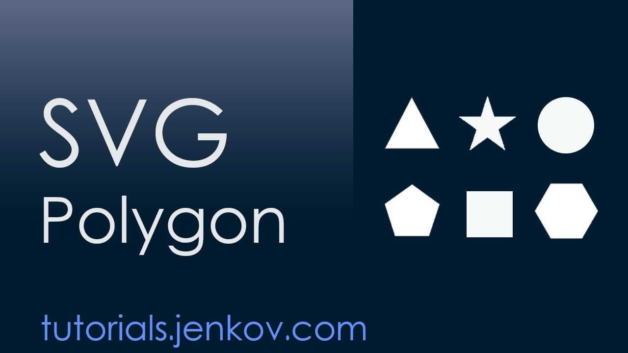 SVG - polygon