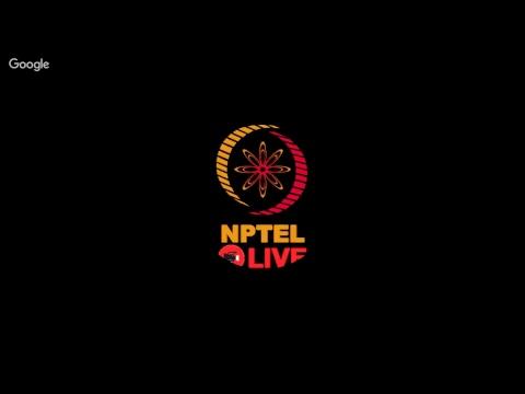 LIVE _ NPTEL SPOC Workshop 14th July 2018