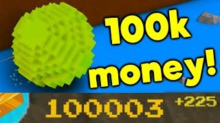 100K Geld In Build a Boat! - ROBLOX