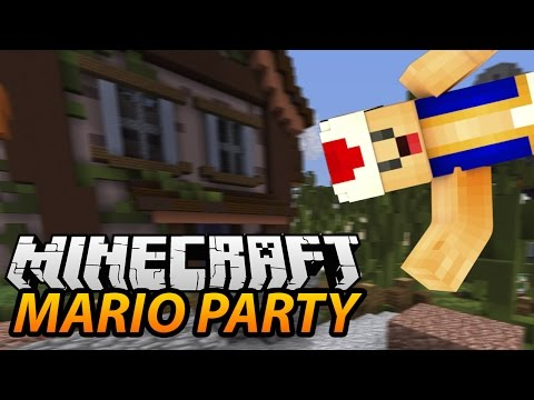 НОВЫЕ РЕЖИМЫ - Minecraft MARIO PARTY (Mini-Game)