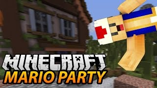 НОВЫЕ РЕЖИМЫ - Minecraft MARIO PARTY (Mini-Game)