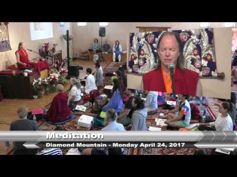 Meditation 22 with Explanation - A Gift of Liberation 25: Perfect Shelter (2017, Arizona)