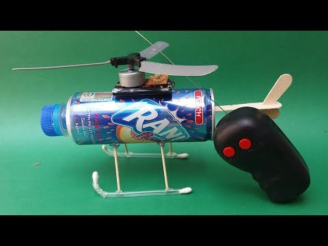 Make A Helicopter | 2 Smart Ideas For DC Motor  | Top 2 Best Life Hacks DIY