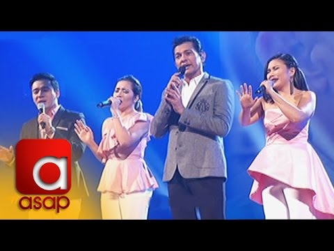ASAP: Gary, Erik, Yeng, & Angeline sing teleserye theme songs