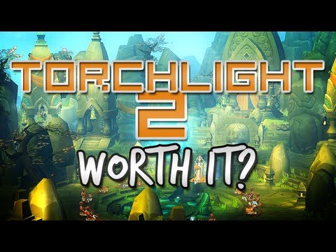 Is It Worth It?  Torchlight 2  Ultimate Dungeon Crawler?