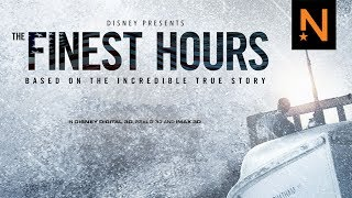 'The Finest Hours' Official Trailer