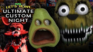 Pear FORCED to Play - Ultimate Custom Night (FNAF)