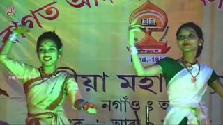 #Assamese Aami Axom Dekhor Suwali | Latest Assamese Song |girls hot dance 2019, sexy Dance video