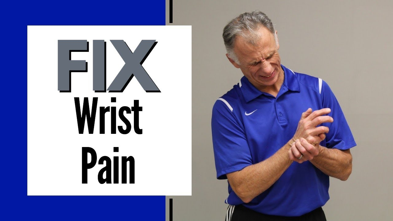 Download Fix Wrist Pain with Decompression & 3 Stretches
