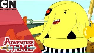 Adventure Time | Treetrunks Pirate Adventure | Cartoon Network