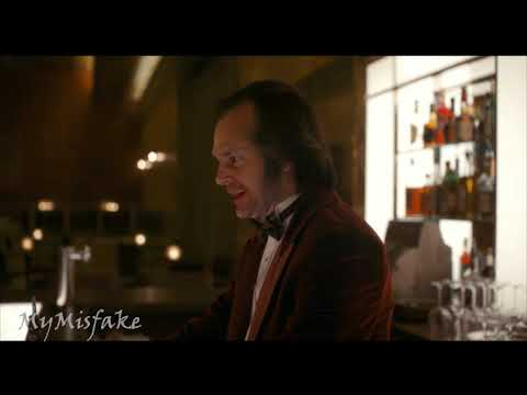 [DeepFake] Jack Nicholson In Doctor Sleep (bar Scene)
