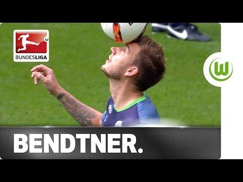 Lord Bendtner's Graceful Warm-Up