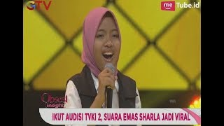 Wow!! Suara Emas Sharla Menjadi Viral Dalam Ajang TVKI 2 - Obsesi 04/11 MP3