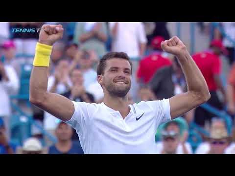 Grigor Dimitrov: 2017 Best Moments