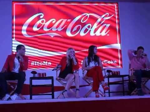 #ItoNa - Becca Tobin, Dean Geyer, Melissa Benoist, and Jacob Artist Singing 'Wannabe' by Spice Girls
