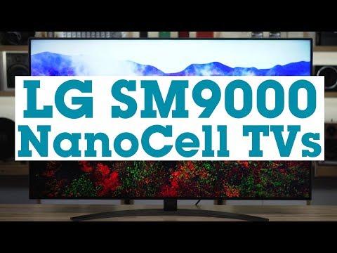 LG Nano 9 SM9000 Series 4K TVs | Crutchfield