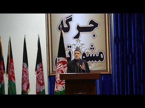 US warns Karzai 'sign or we leave Afghanistan'
