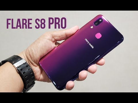 Cherry Mobile Flare S8 Pro Price, Specs, Features