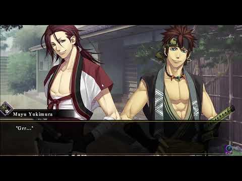 Hakuoki: Kyoto Wind [Chapter 1- part 2]