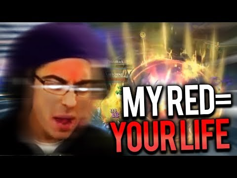 YOU STEAL MY RED, I STEAL YOUR LIFE!!!!! - Trick2G