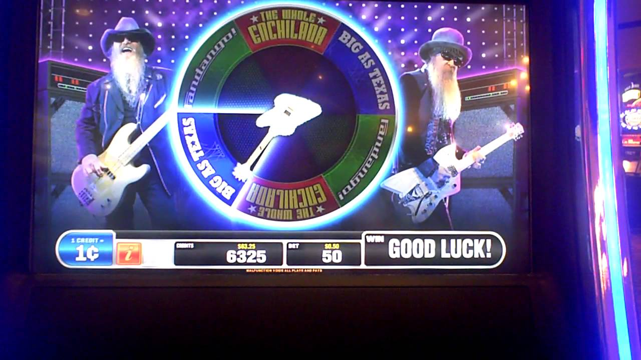 Zz top online slot machine poker expert tips