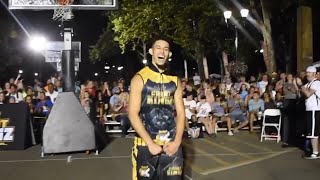 Another Dunk Contest Win!! 6'1 Isaiah Rivera Video